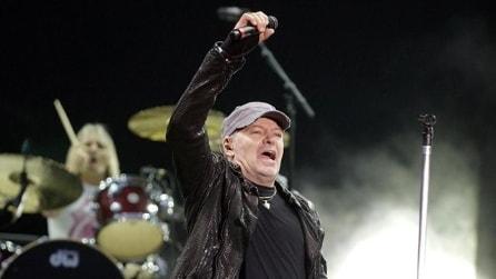 "Vasco Rossi canta ""I Soliti"" allo Stadio Olimpico 2013"