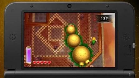 The Legend of Zelda: A Link Between Worlds per Nintendo 3DS