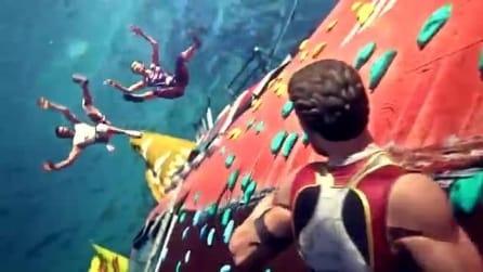 Trailer Kinect Sports Rivals #e3