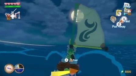 Trailer The Legend of Zelda: The Wind Waker per Wii U #e3