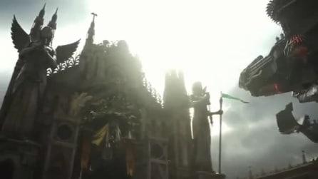 Final Fantasy XV Trailer #e3