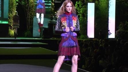 """Just Cavalli sfila al """"Glamour Live Show"""" di Milano"""