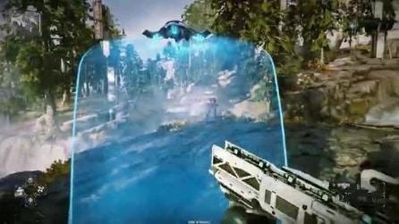 Trailer Killzone: Shadow Fall per PS4 #e3