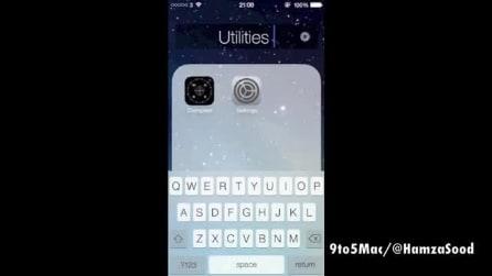 Nuove funzioni nascoste in iOS 7