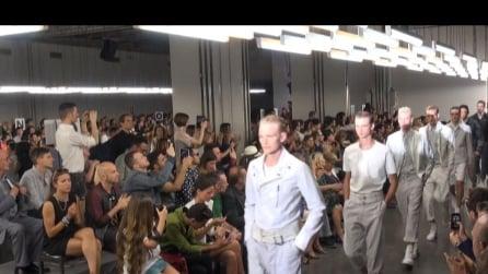 Dal backstage alla passerella: la sfilata 'Diesel Black Gold' alla Milano Fashion Week