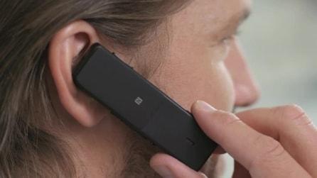 SBH52 il nuovo auricolare Bluetooth