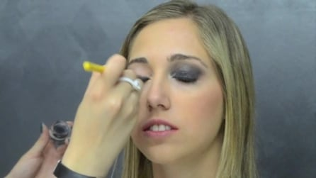 Smokey eyes: come creare un make up veloce per la sera (TUTORIAL)