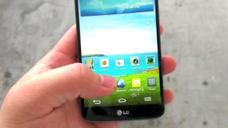 Anteprima del nuovo LG Optimus G2