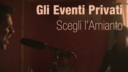Gli Eventi Privati - Scegli l'Amianto (live in PumpK Room)