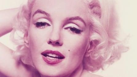 Marilyn Monroe, ecco nuovi scatti in intimità