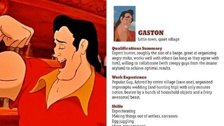 La Bella E La Bestia - La Canzone Di Gaston