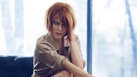 Nicole Kidman sexy femme fatale per Jimmy Choo
