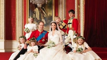 In mostra gli abiti delle reali inglesi
