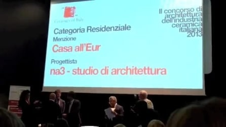 Museo MAXXI - Prize La Ceramica e il Progetto 2013