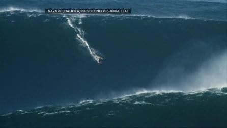 La più grande onda mai cavalcata al mondo