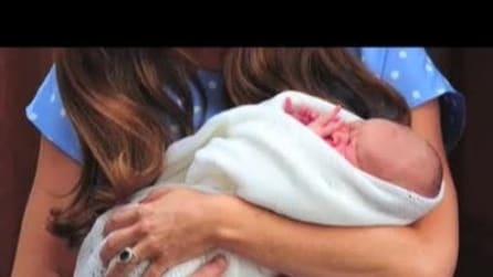William e Kate presentano il Royal baby: stiamo decidendo il nome