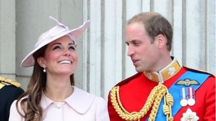 Cresce attesa per il Royal baby di Kate e William