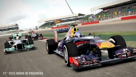 Teaser Trailer F1 2013