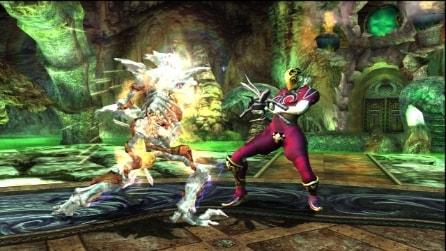Trailer Soul Calibur II HD Online per PS3 e Xbox 360