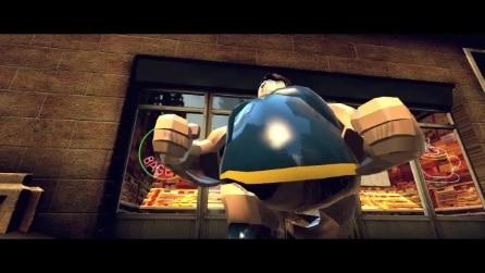LEGO Marvel Super Heroes Trailer personaggi giganti