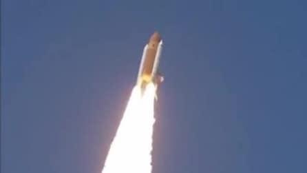 Dalla Terra in orbita e poi di nuovo giù: tutto in 6 minuti