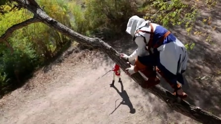 Parkour Assassin's Creed 3