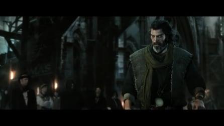 Trailer Thief #gamescom