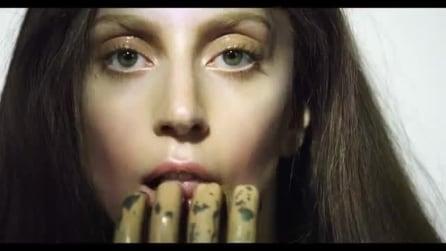 Art Pop di Lady Gaga: i primi secondi del video promozionale