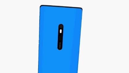 Un concept ci mostra come potrebbe essere il phablet di Nokia