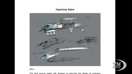 Hyperloop: viaggiare a 1000KM/H, l'idea di Mr. Tesla