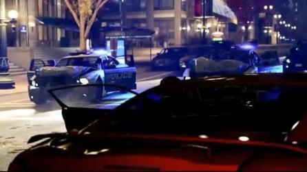 Trailer Watch Dogs per PS4 #gamescom