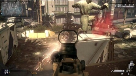 Trailer Call of Duty: Ghosts Multiplayer #gamescom