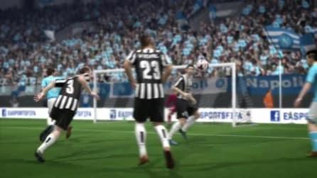 Nuovo Trailer FIFA 14 per Xbox 360, PS3, PC #gamescom