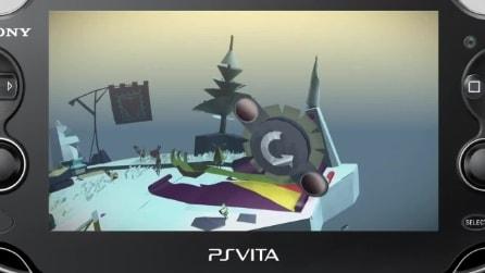 Trailer Tearaway #gamescom