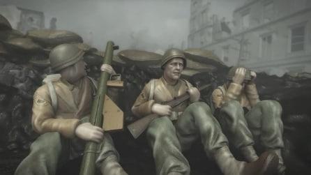 Trailer Panzer General Online #gamescom