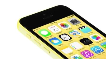 iPhone 5C video ufficiale