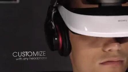Sony al lavoro su un visore 3D per PS4 simile agli Oculus Rift