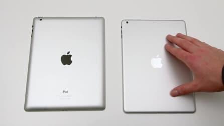 iPad 5 vs iPad 4G, il primo confronto