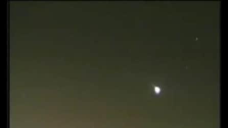 Meteora del 3 settembre su Treviso