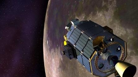 La sonda LADEE raccontata dalla NASA