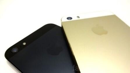 iPhone 5s vs iPhone 5 : il video confronto