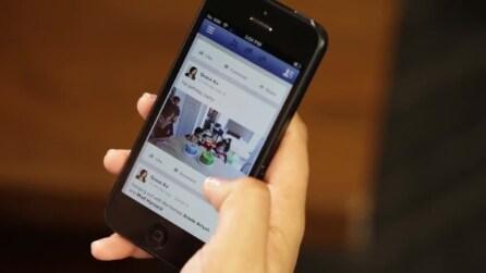 Facebook introduce la riproduzione automatica dei video