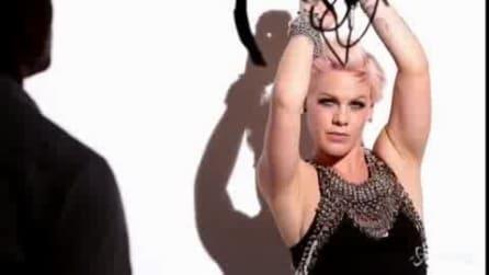 Pink è la donna dell'anno secondo Billboard
