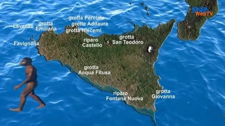 Il ponte sullo Stretto di Messina esisteva 20mila anni fa