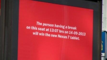 Nestlè regala un Nexus 7 in una divertente iniziativa