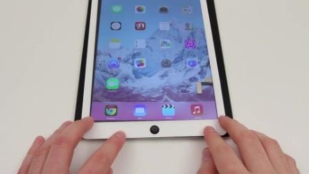 Il display di iPad 5 è compatibile con il Touch ID