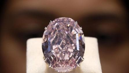 Il diamante rosa più costoso della storia