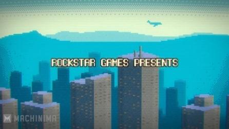 Il trailer a 16-bit di GTA 5 per Super Nintendo