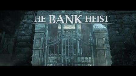 Trailer Thief - The Bank Heist