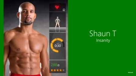 Trailer ufficiale Xbox Fitness